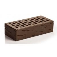 Кирпич керамический Шоколад Антик (250х120х65) производитель МАГМА
